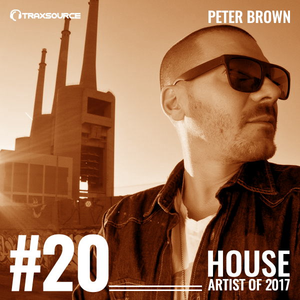 Traxsource Top 100 House Artists of 2017 - Traxsource News