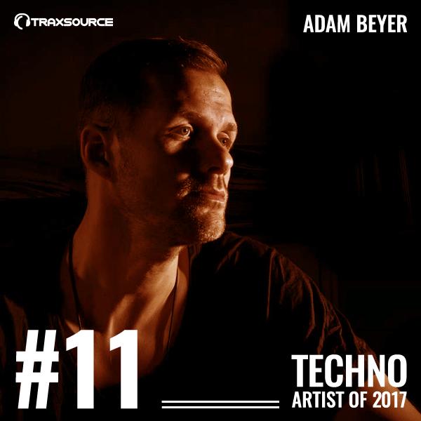 Traxsource Top 100 Techno Artists of 2017 - Traxsource News