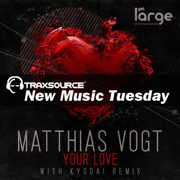 Traxsource Presents New Music Tuesday (April 16, 2013)