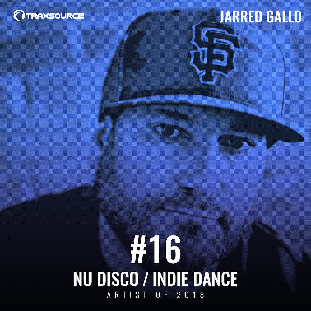 Traxsource Top 100 Nu Disco / Indie Dance Artists of 2018
