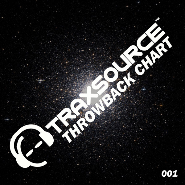 Check out the all new Traxsource Throwback Chart!