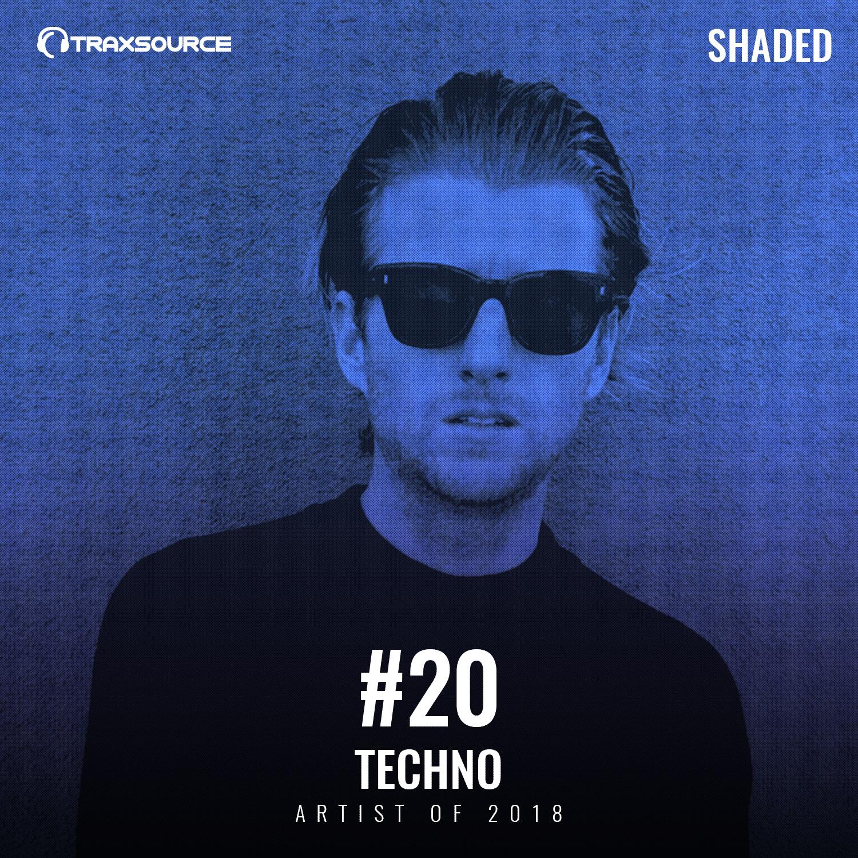 Traxsource Top 100 Techno Artists of 2018 - Traxsource News
