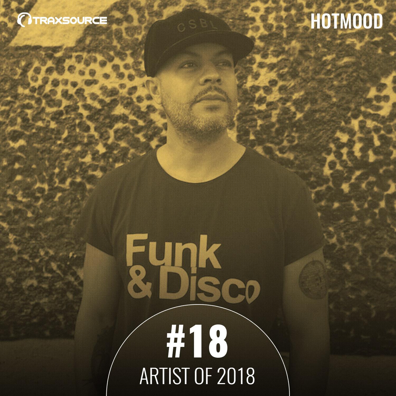 Traxsource Top 100 Artists of 2018 - Traxsource News