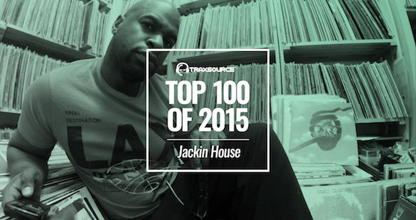 Top 100 Jackin House Traxsource